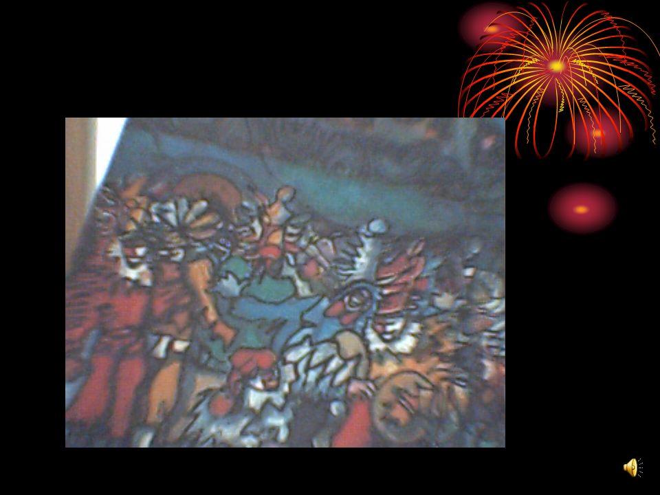 La Comparsa Su origen no pertenece al festejo de carnaval.