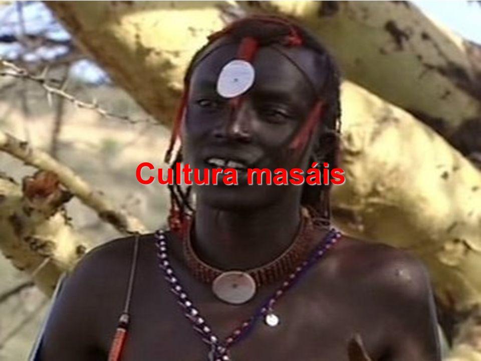 ¿Qué es la cultura masais.