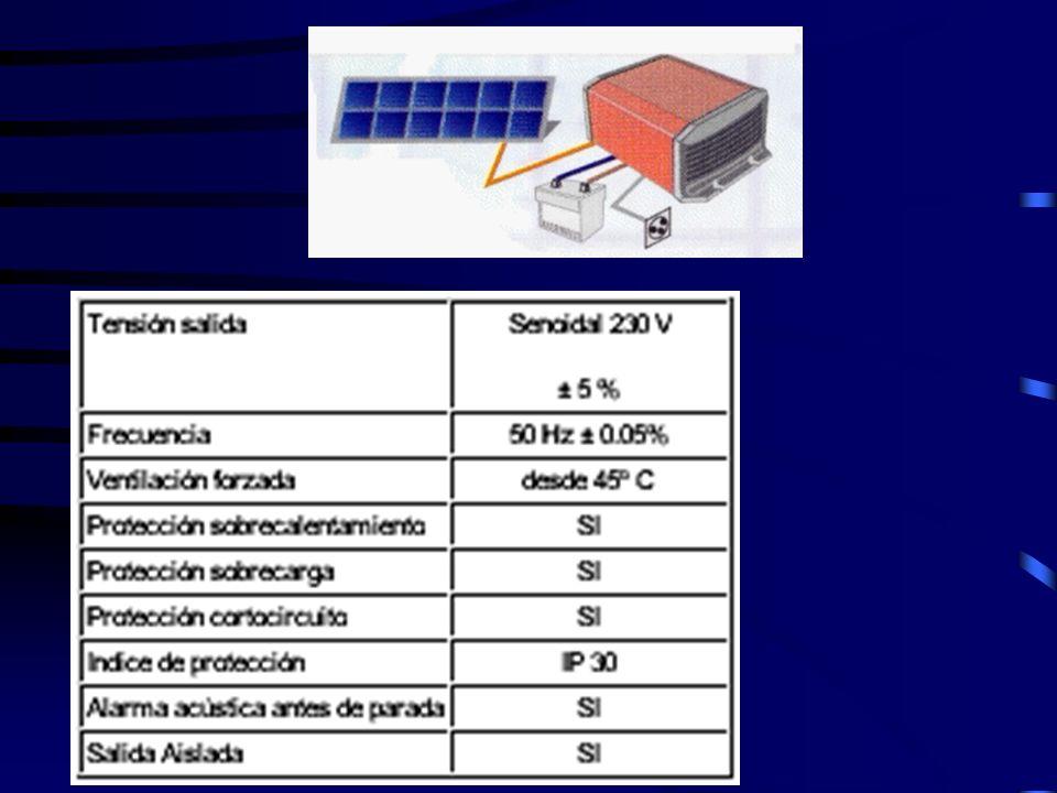 INVERSOR/CARGADOR UX512 ESB 1000 Wp 12/220V 500 W CÓDIGO 2260512 Potencia Nominal: 500 W.
