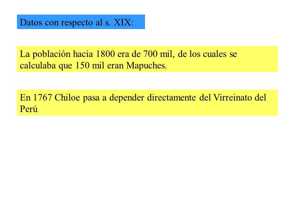 Motivos de la Ruptura: Conflicto entre Lima y Santiago, surgido por el comercio de los cereales(los peruanos fijaban el precio del trigo).