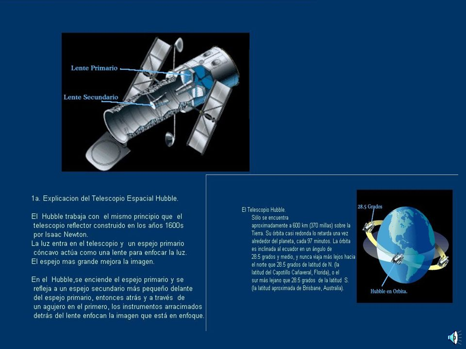 Una pequeña historia del Hubble