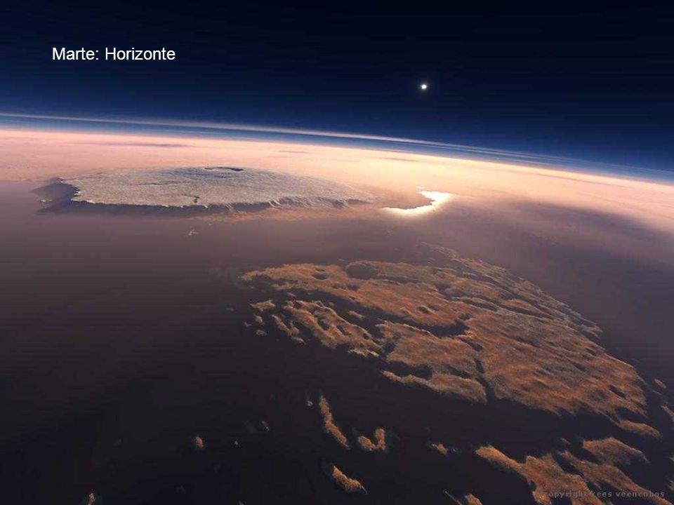 Marte: Cráter
