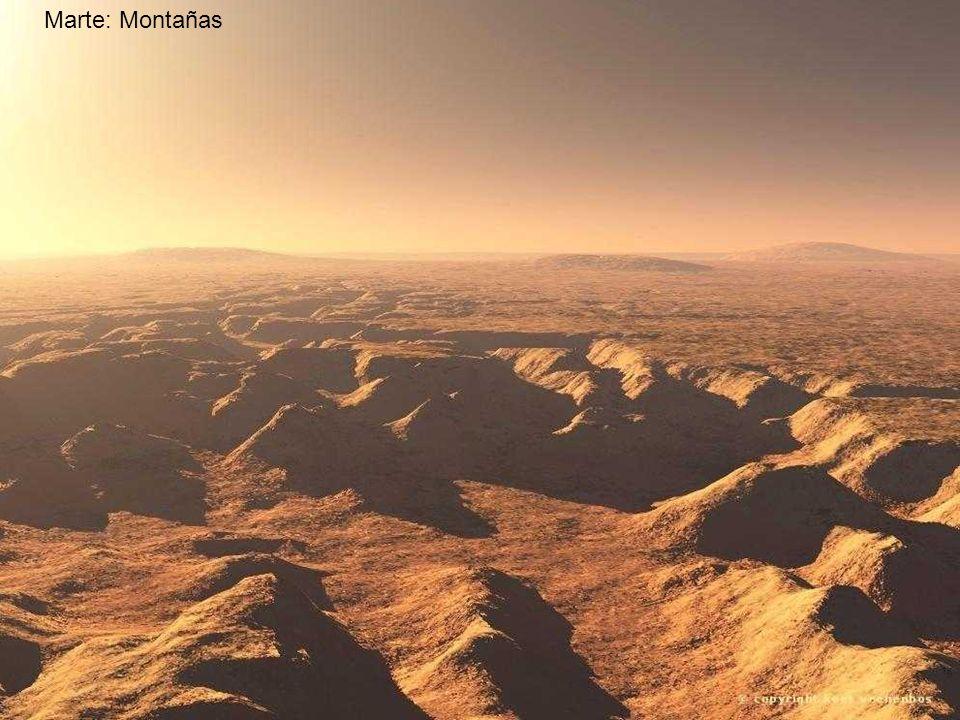 Marte: Horizonte