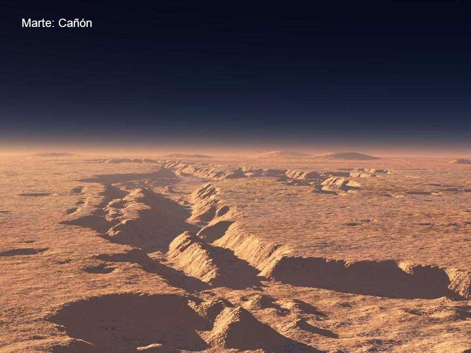 Marte: Amanecer