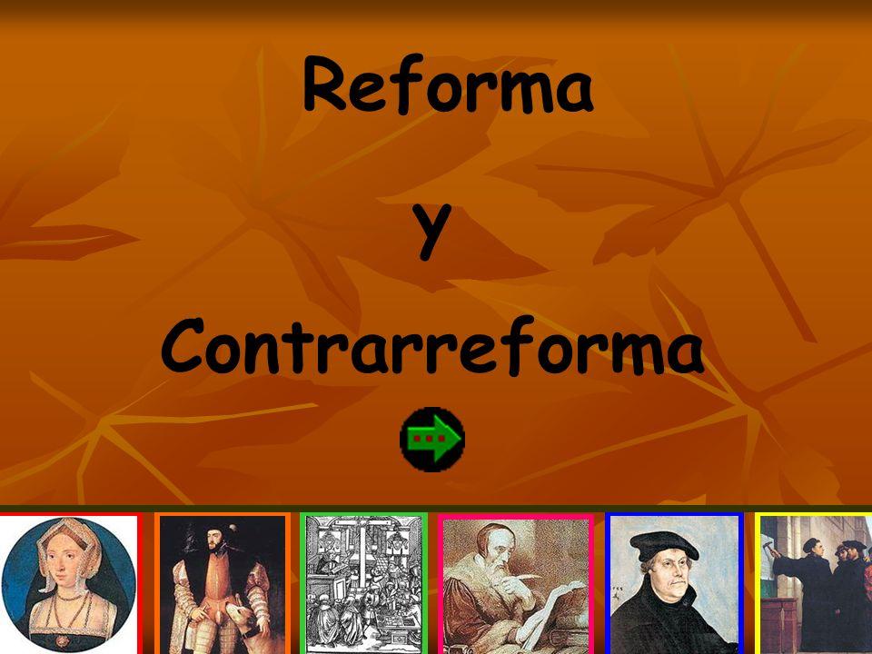 ¿Qué es la Reforma.