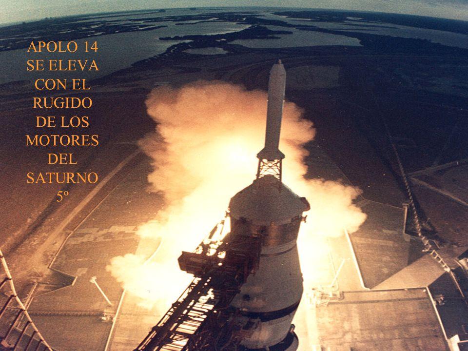 DEBIDO AL ÉXITO DE LA APOLO 14 LA NASA SE PREPARA PARA EL LANZAMIENTO DE LA APOLO 15 PARA EL 26 DE JULIO DE 1971