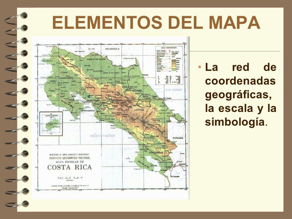 MAPA –Es una imagen reducida, simplificada, a escala y plana de la superficie de la Tierra. –Es una herramienta para la representación, el análisis, l