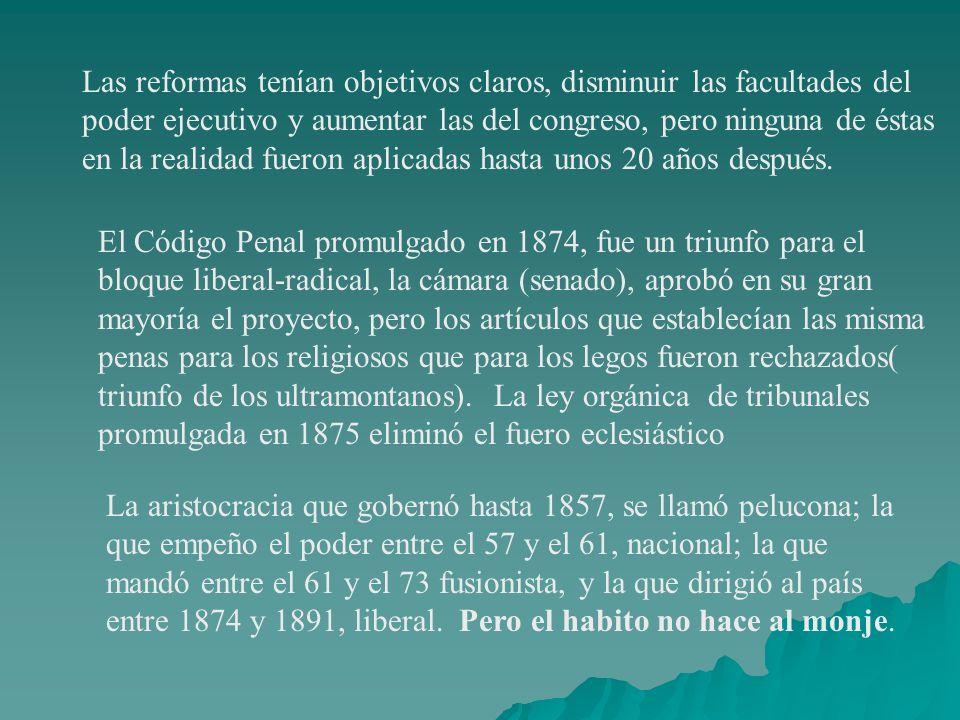 Gob.De Domingo Santa María González 1881-1886 -Se firma el tratado de límites con Argentina 1881.