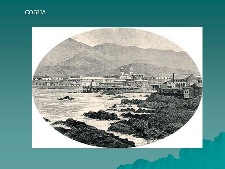 A fines de la década del 30, 1839 se encontraron importantes yacimiento de guano, lo que le dio un valor al desierto Bulnes envío una comisión exploradora a reconocer las potencialidades de los depósitos de la zona.