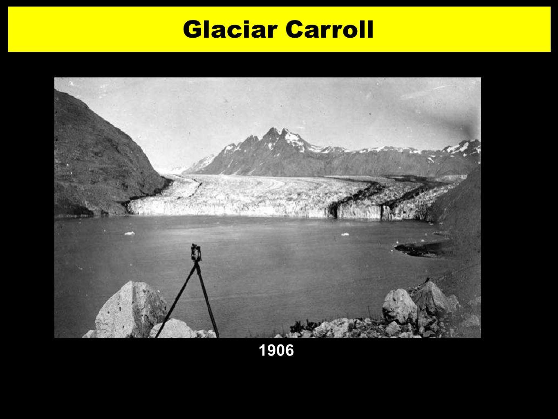 25 Glaciar Carroll 1906