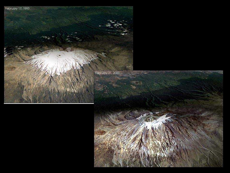 Kilimanjaro 1993 2000