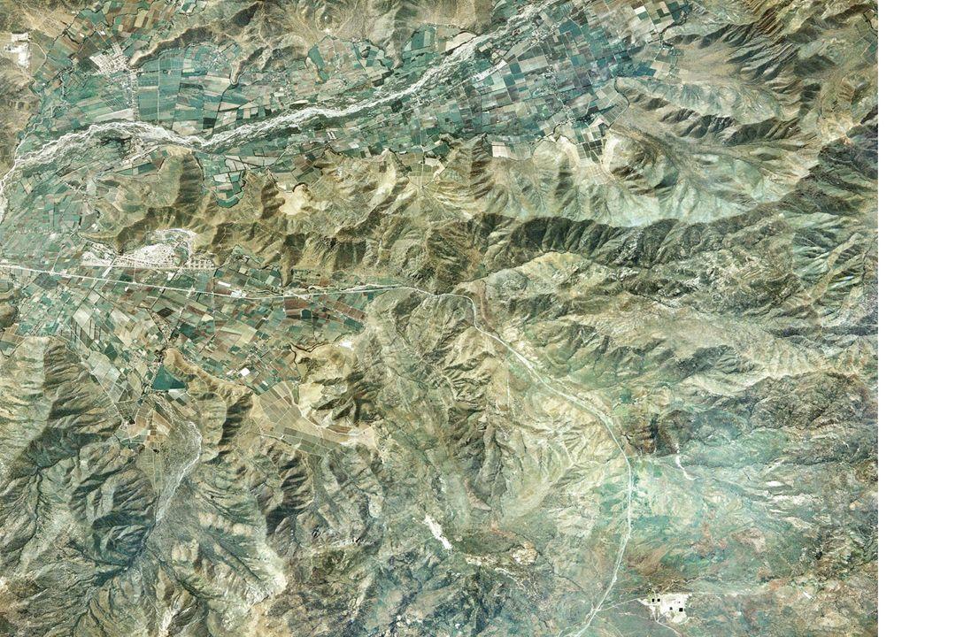 4.- Ramas de la Geografía Física Geomorfología: estudio del relieve.