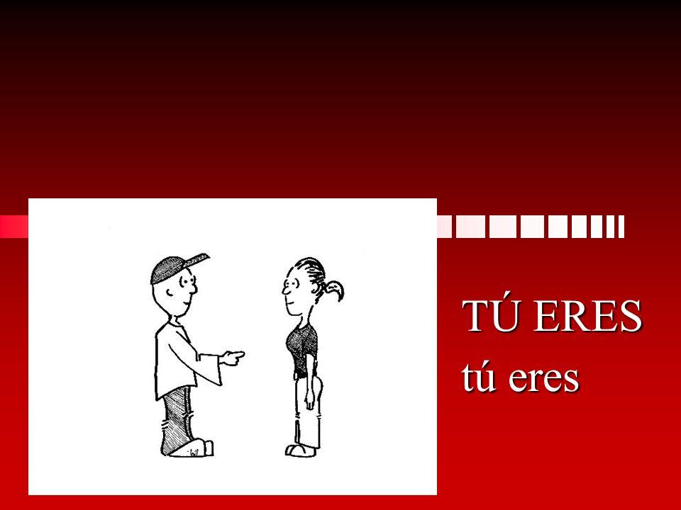 No, ________ pelirrojo. soyereses