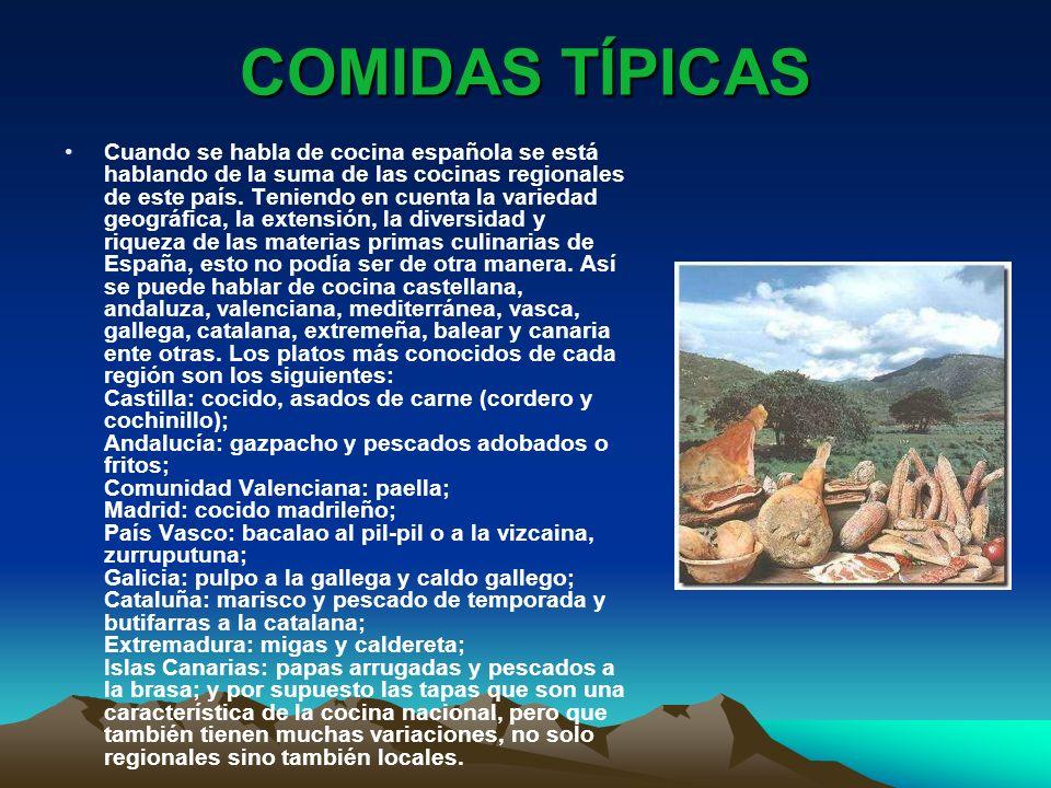 FIESTA NACIONAL 12 de octubre, Dia de la Hispanidad. Eventos especiales: A continuación presentamos una selección de algunos festivales, ferias, fiest