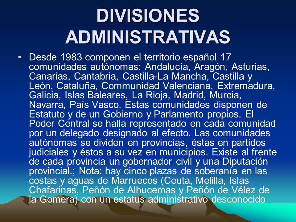 SISTEMA POLÍTICO La constitución de 1978 respetó la tradición española de parlamento bicameral. El poder legislativo reside en Las Cortes. Las Cortes