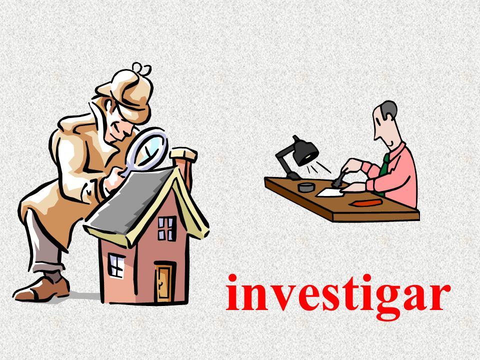investigar