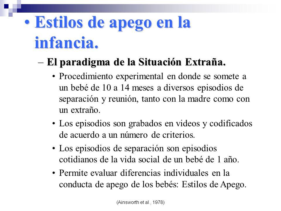 Estilos de Crianza Dos tipos de crianza: Tipo Atemorizante/autorreferente (D Activo).