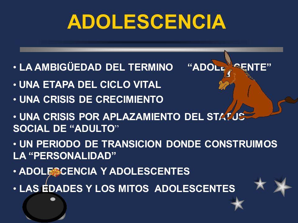 ADOLESCENCIA CAMBIOS FISIOLOGICOS Periodo Prepubertario Periodo Pubertario Periodo Postpubertario Aceleración del crecimiento Aparición de caracteres