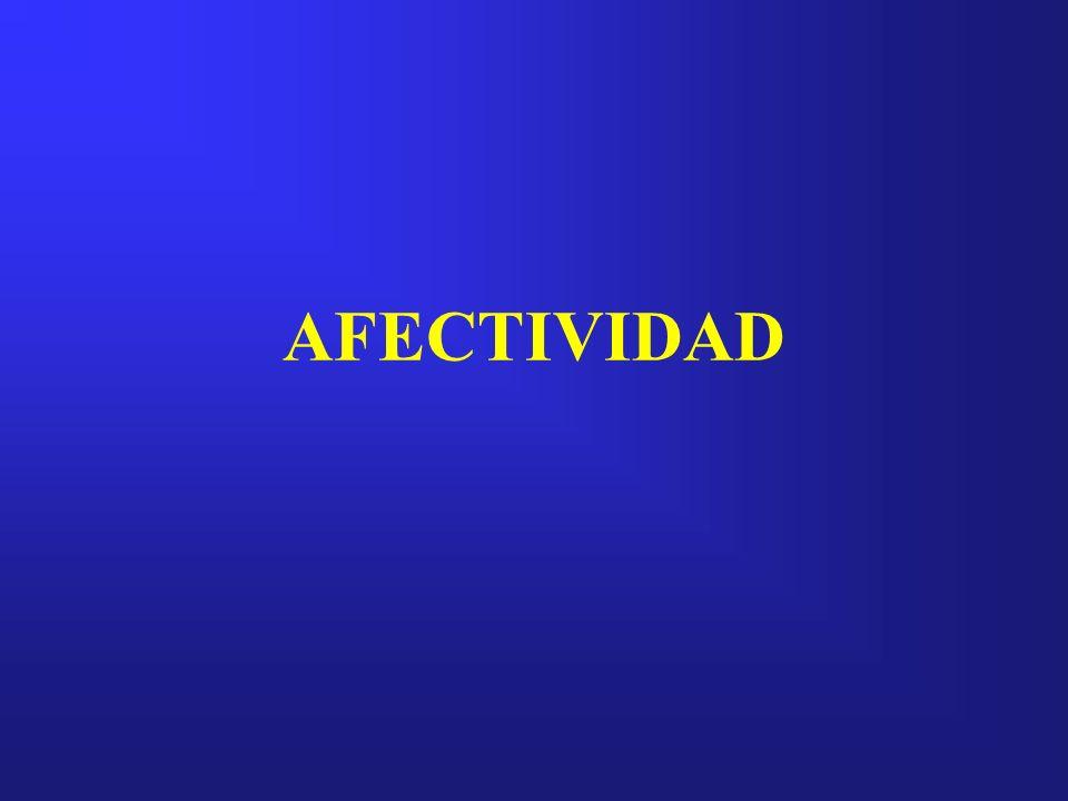 AFECTIVIDAD