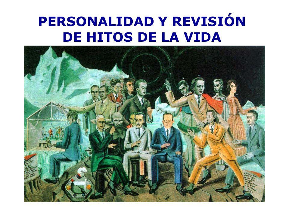 PERSONALIDAD Y REVISIÓN DE HITOS DE LA VIDA