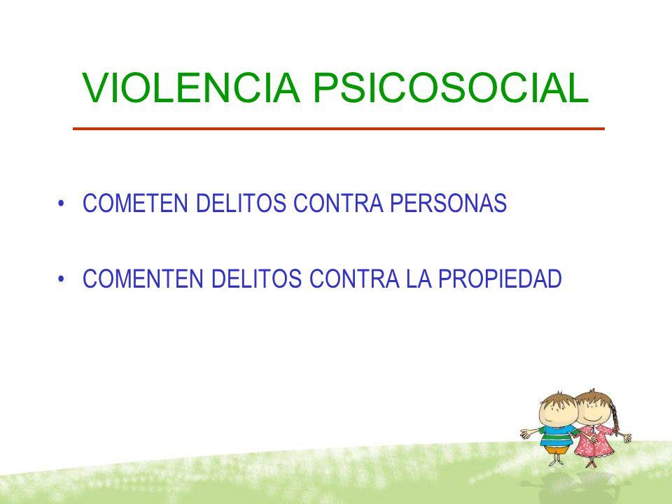 MALTRATO FÍSICO Y OTRAS CONDICIONES DIFICULTADES EN LOS PATRONES DE PERSONALIDAD CARENCIA DE RECURSOS PSICOLÓGICOS TRANSMISIÓN INTERGENERACIONAL ESTILOS DE CRIANZA Y PATRONES DE RELACIÓN.
