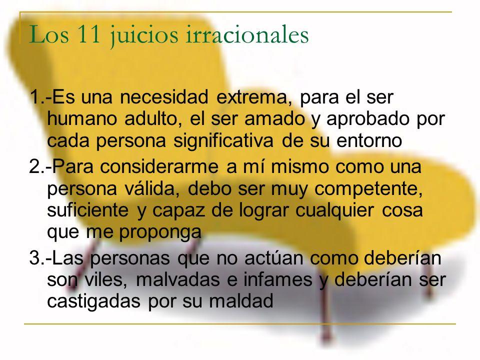 Esquema TCB E-O-R SUCESOS PERSONALES + DISTORSIONES COGNITIVAS + EMOCIONES(-) + EVITACION = PENSAMIENTO AUTOMÁTICO SESGOS DEL PENSAMIENTO SISTEMA DE CREENCIAS