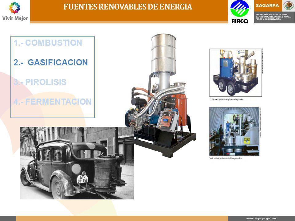 6 1.Reactor Químico 2.Pirolisis, Combustión, Reducción 3.Biomasa: Cáscaras de Coco, Nuez, Arroz, Desperdicios de Madera 4.Producer Gas o Gas Pobre: 1,000 a 1,200 Kcal por M3 5.Combustible para Equipos de Generación de Energía 6.1 Kg.
