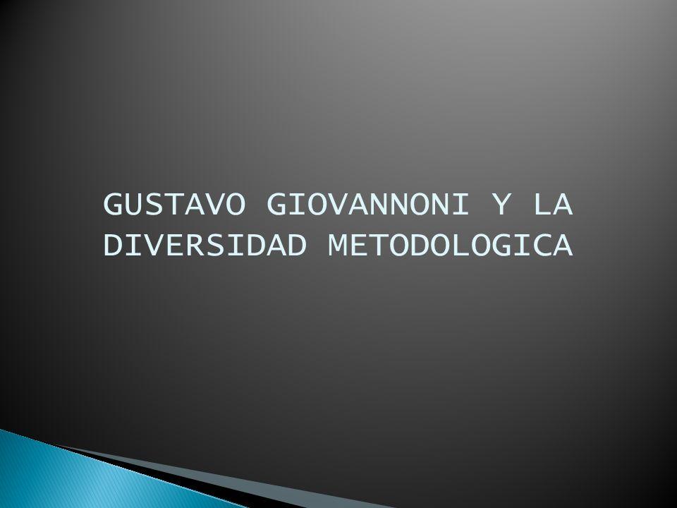 CONCLUSIONES Giovannoni contribuyo poderosamente a afirmar el valor documental y único de los monumentos.