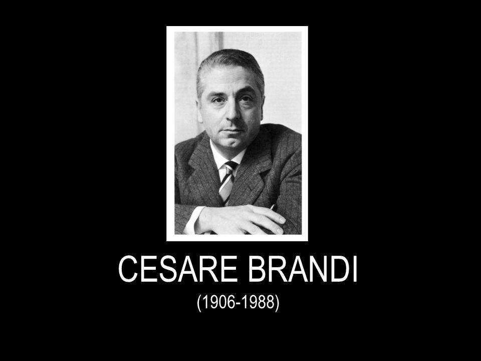 CESARE BRANDI (1906-1988)