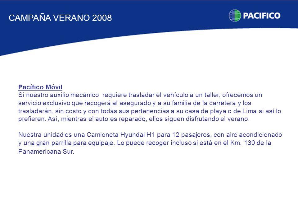 CAMPAÑA VERANO 2008 PANELES CARRETERA PANAMERICANA SUR DE IDA AL SUR