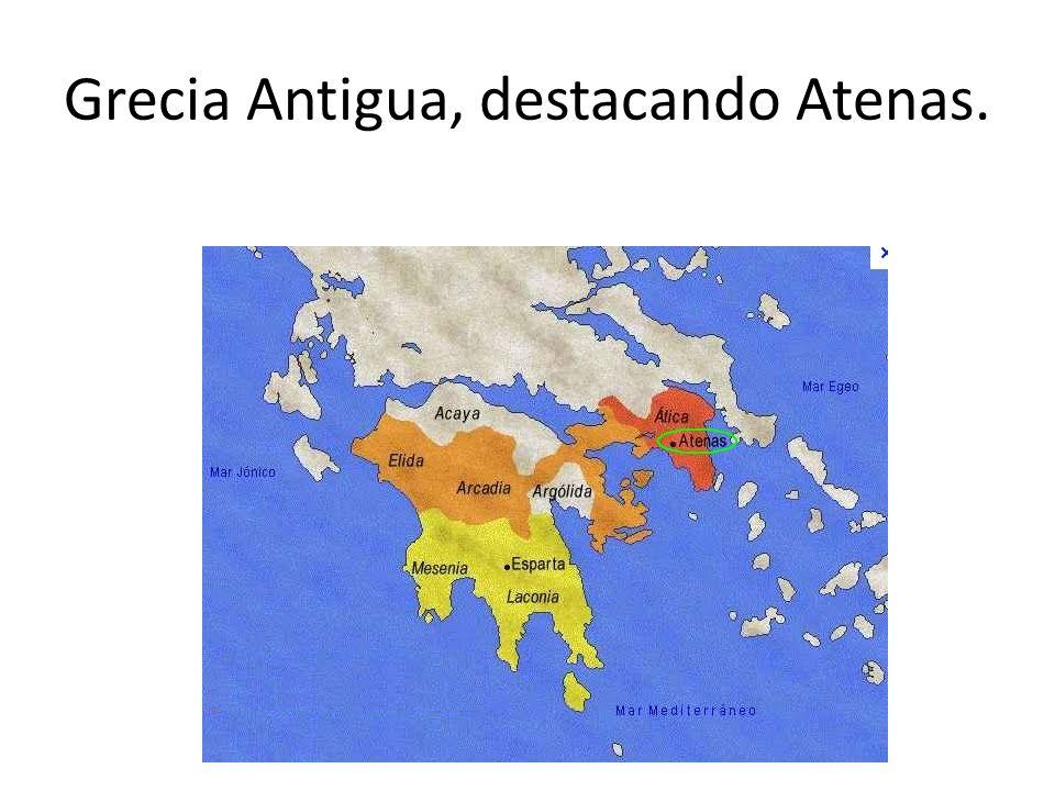 Grecia Antigua. El puerto del Pireo