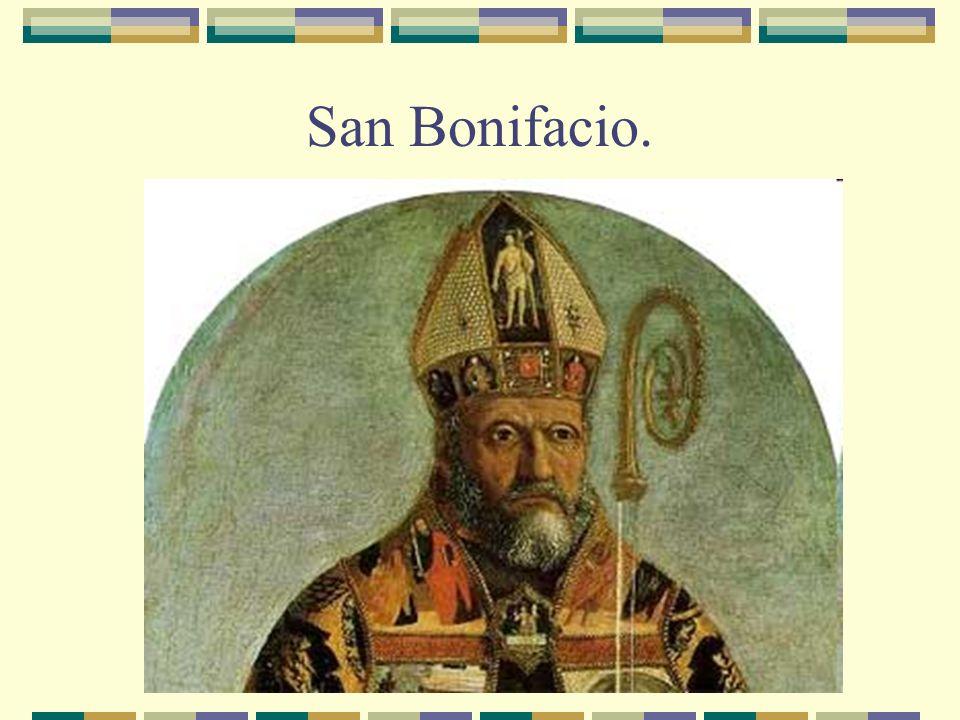 San Bonifacio.