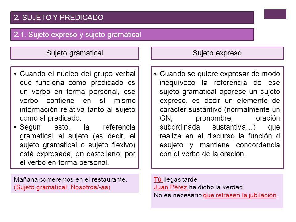 4.MODALIDADES ORACIONALES 4.4.