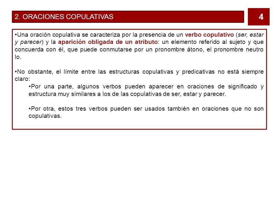 SE: MORFEMA VERBAL INDICADOR DE INTRANSITIVIZACIÓN Ciertos verbos transitivos (se pueden construir con CD) como levantar, desviar, alegrar, divertir… se convierten en intransitivos (ya no se pueden construir con CD) al adoptar la forma pronominal: levantarse, desviarse, alegrarse, divertirse… VERBOS TRANSITIVOS Juan levantó la mano [CD] María desvió la mirada [CD] Luis alegraba la vida [CD] a sus padres Ana divierte a sus amigos [CD] VERBOS INTRANSITIVOS Juan se levanta de la silla [CRÉG] María se desvió de su camino [CRÉG] Juan se alegraba de sus triunfos.