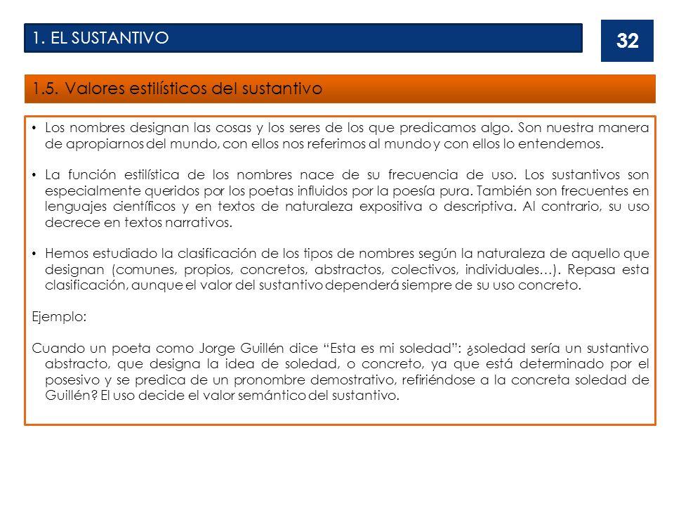 2.EL ADJETIVO 2.1.