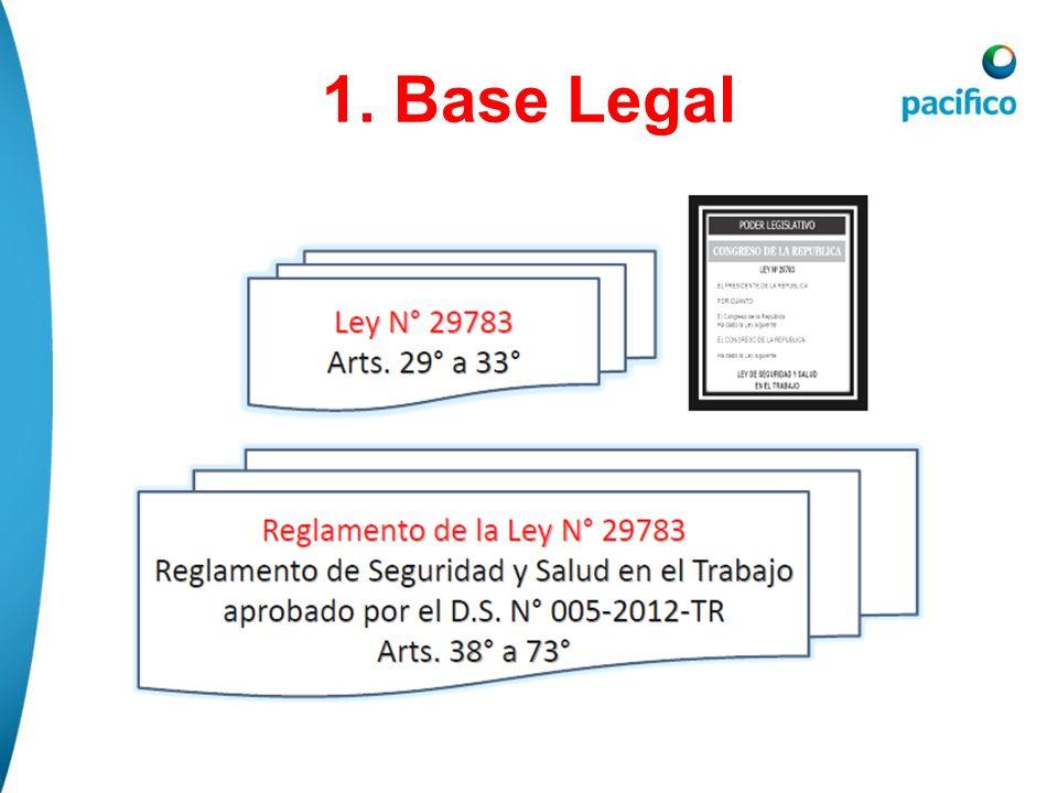 Requisitos Legales D.S.005-2012-TR, Reglamento de Seguridad y Salud en el Trabajo.