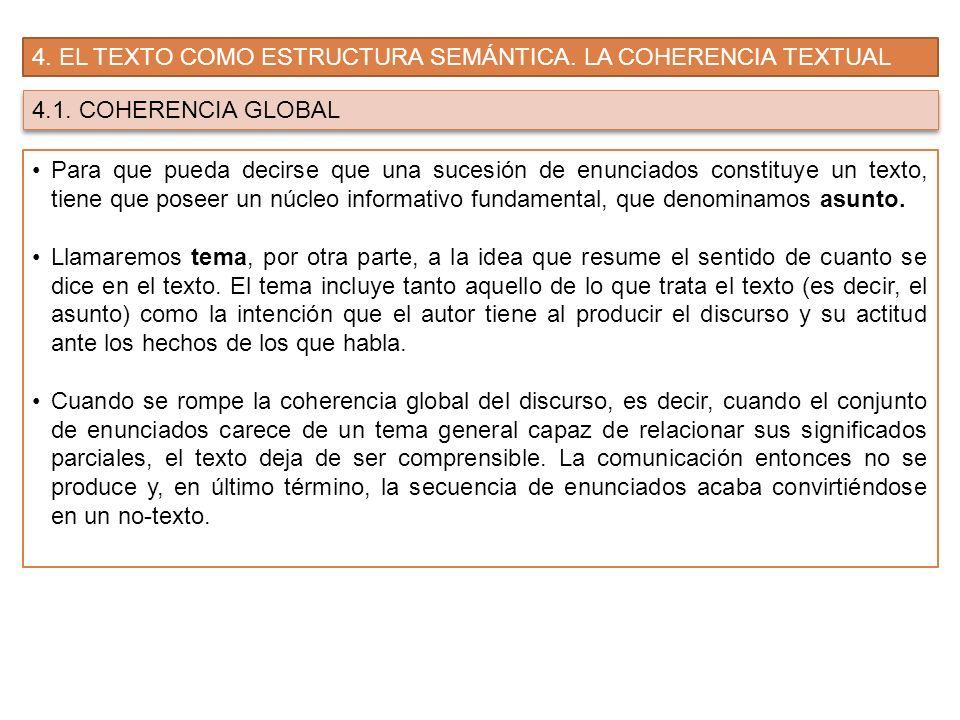 5.EL TEXTO COMO ESTRUCTURA SINTÁCTICA.