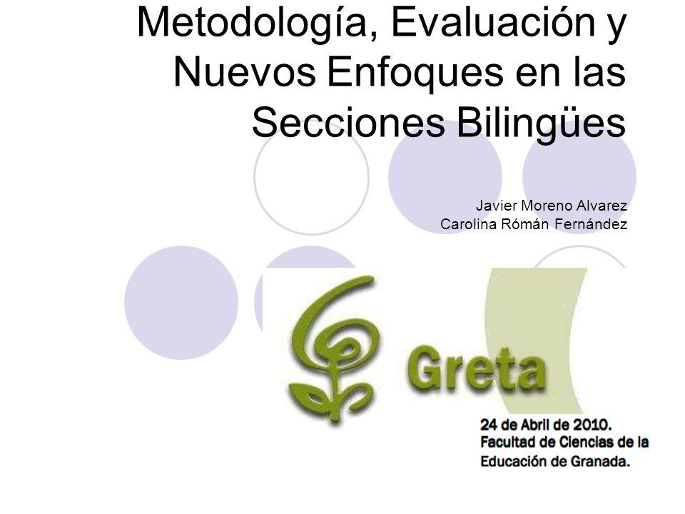 Fundamentos, Metodología y Recursos en Educación Bilingüe Aula Virtual