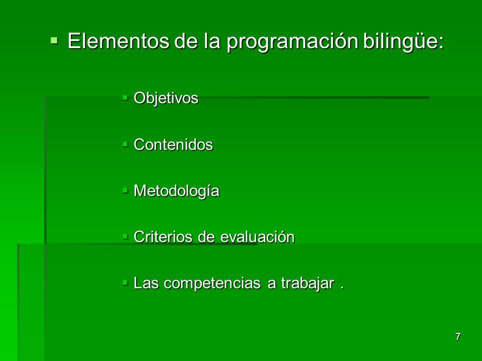 6 ¿ Qué debemos tener en cuenta en la PREPARACIÓN de nuestra clase.