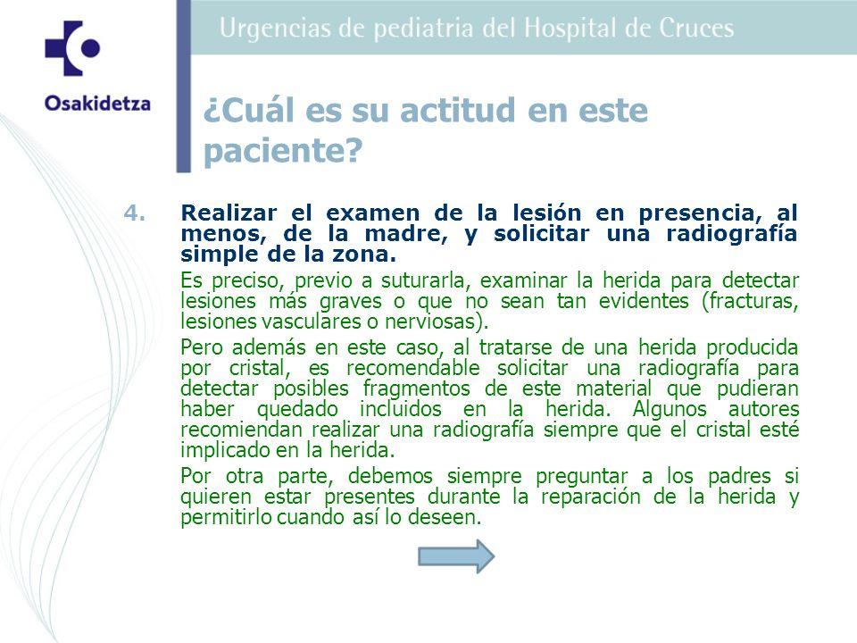 4.4.Anestésico tópico: LAT (lidocaína-adrenalina-tetracaína).