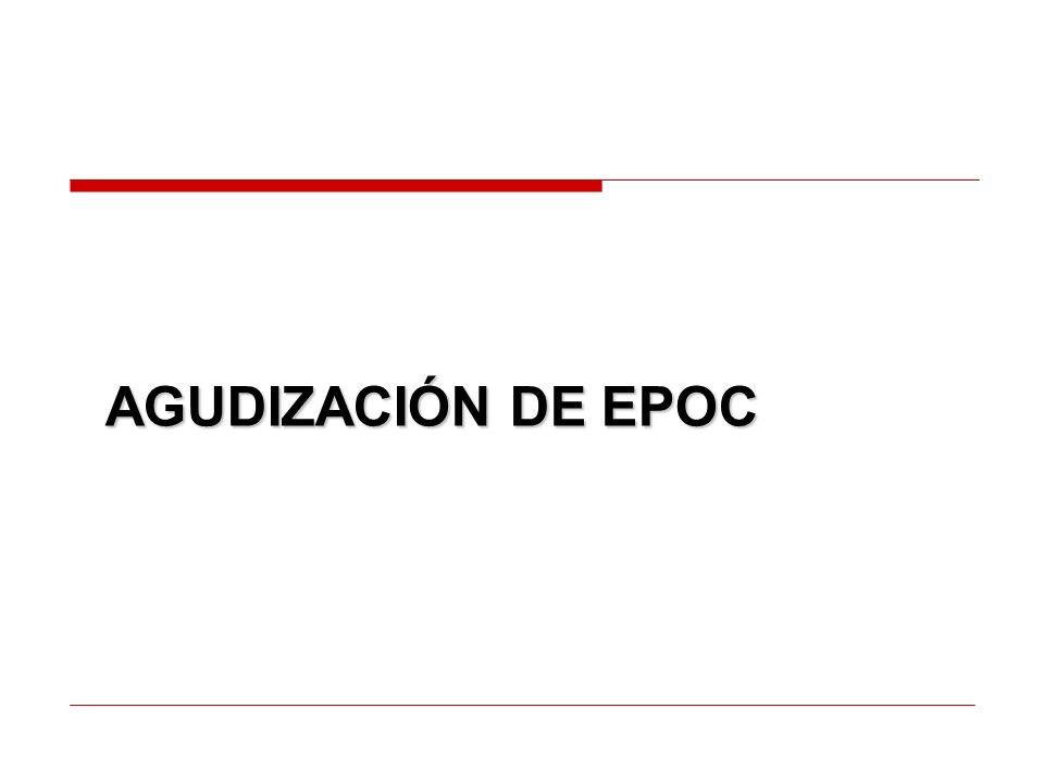 Introducción La indicación más firmemente establecida para el uso de Ventilación Mecánica No Invasiva (VMNI) es la agudización de EPOC que cursa con fracaso respiratorio hipercápnico.