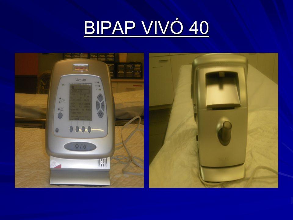 BIPAP VIVÓ 40