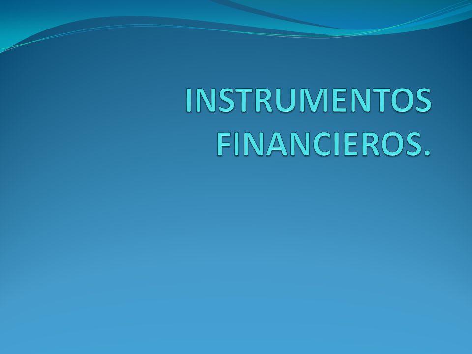 PRINCIPAL INSTRUMENTO FINANCIERO DE LA PPC.