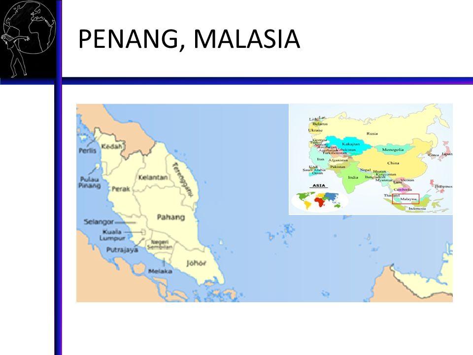 PENANG, MALASIA