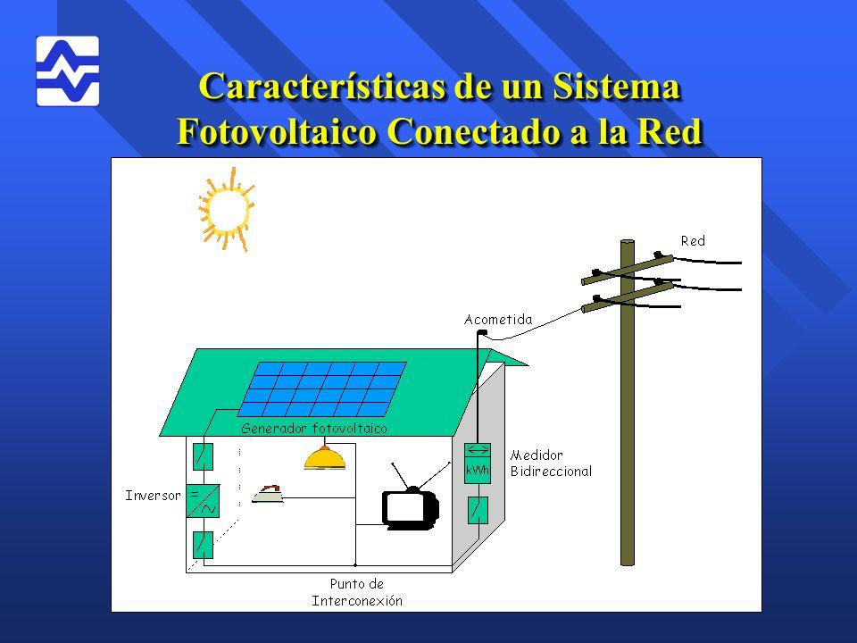 Proyecto IIE – SE en Mexicali n Soluciones a la Situación de la Región –FIPATERM (doméstico) –PAESE (industrial y comercial) –Incremento de capacidad –Generación Fotovoltaica Distribuida
