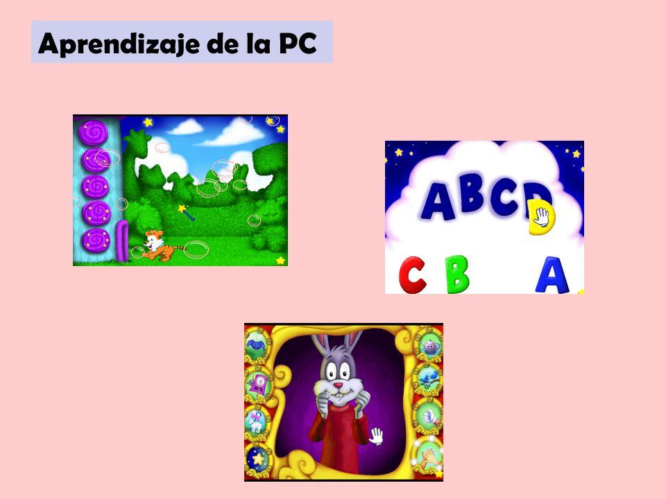 Aprendizaje de la PC