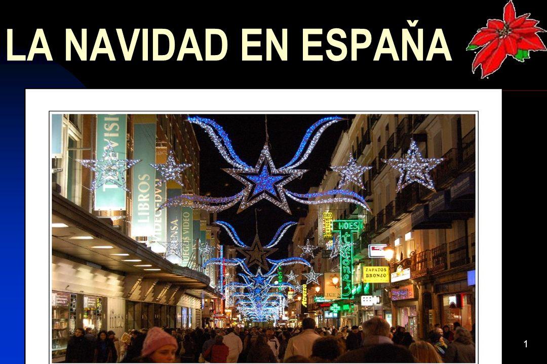 12 El 6 de enero, El día de los Reyes Magos Al final de estos días de fiesta llega el día dedicado a los niños.