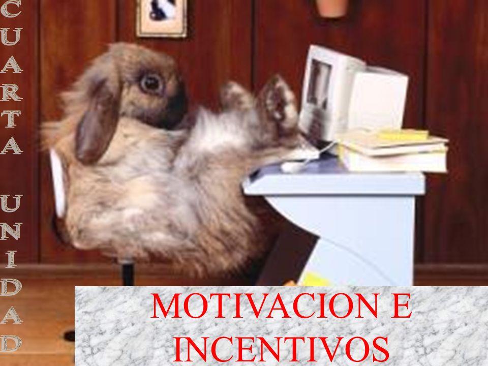 1 MOTIVACION E INCENTIVOS