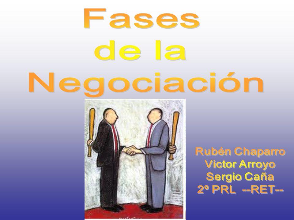 4.- Conclusión Hemos elegido el tema de Las Fases de la Negociación porque es un proceso que se da continuamente, tanto en el ámbito laboral como en la vida cotidiana.
