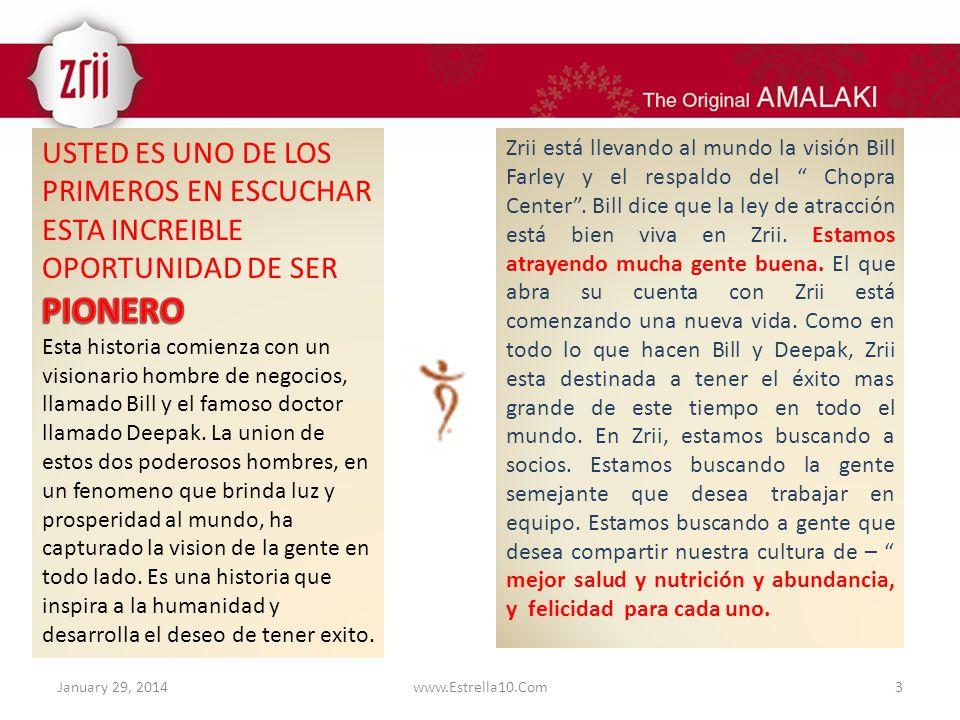 PASO 1 Determinar Cuanto Quieres Invertir *$ 1.500 *$ 1.000 *$ 500 Mayor Inversion … Mayor Ganancia January 29, 2014www.Estrella10.Com2 PASO 2 Determi